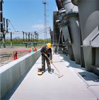 Power Transmission Bund Lining